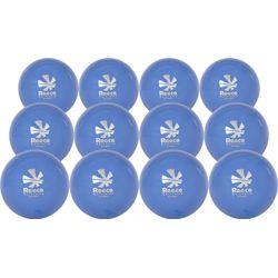 Reece Street (12 Pcs) Ballon De Hockey - Bleu Clair