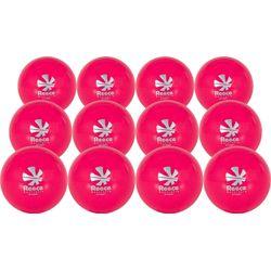 Reece Street (12 Pcs) Ballon De Hockey - Rose