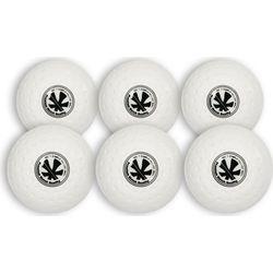 Reece Premium Dimple Ballon De Hockey - Blanc