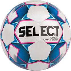 Select Futsal Mimas Light Voetbal - Wit / Blauw