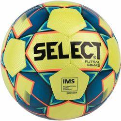 Select Futsal Mimas Football - Jaune / Marine / Orange Fluo