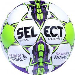 Select Futsal Talento 11 Voetbal Kinderen - Wit / Groen