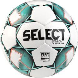 Select Brillant Super Tb Wedstrijdbal - Wit / Groen