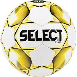 Select Club (4) 2021 Ballon D'entraînement - Blanc / Jaune / Noir