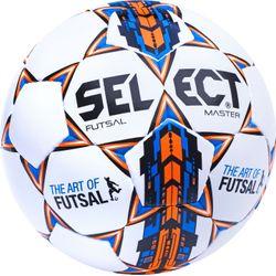 Select Futsal Master Voetbal - Wit / Blauw / Oranje