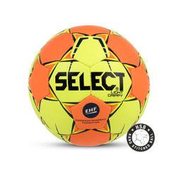 Select Light Grippy Handball Enfants - Jaune / Orange