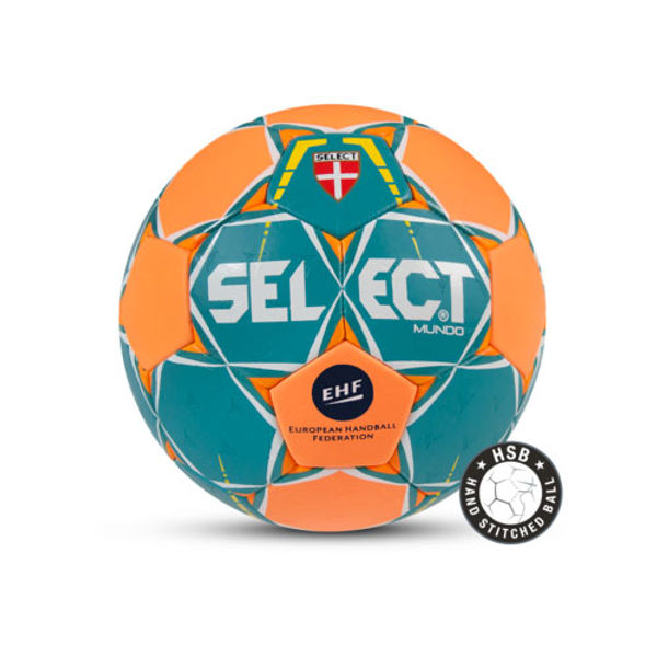 Select Mundo Handball - Orange / Vert