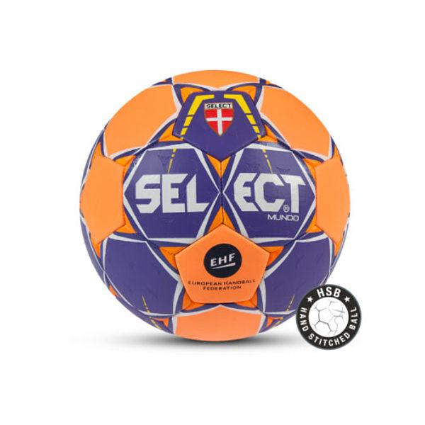 Select Mundo Handbal - Oranje / Paars