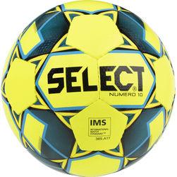 Select Numero 10 Ballon De Compétition - Jaune Fluo