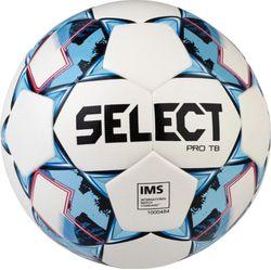 Select Pro Tb 5 Ballon De Compétition - Bleu Clair / Blanc