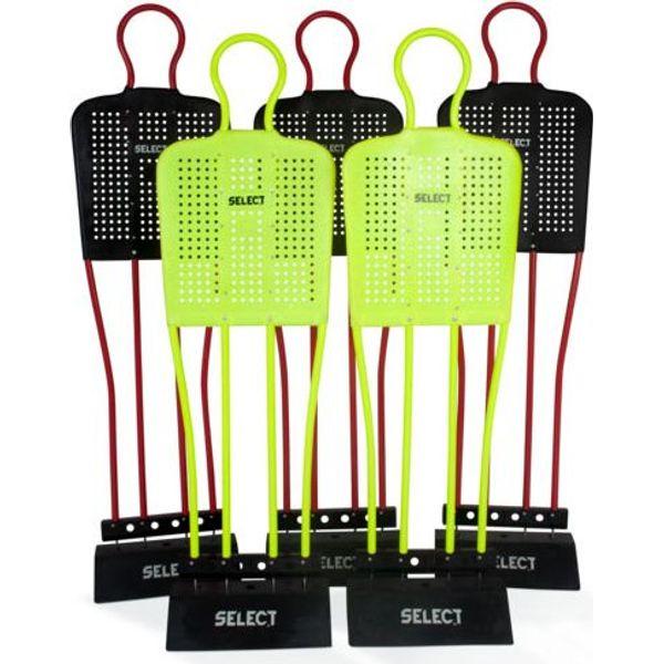 Select V4 Trainingspakket - Geel / Rood