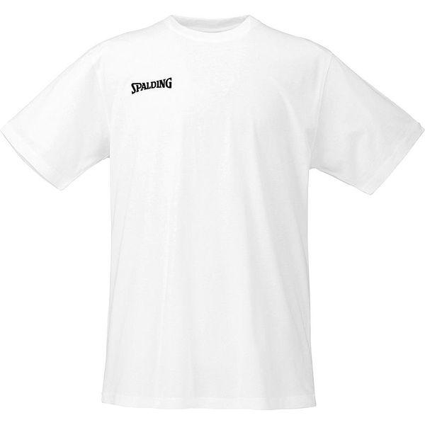Spalding Promo T-Shirt Hommes - White