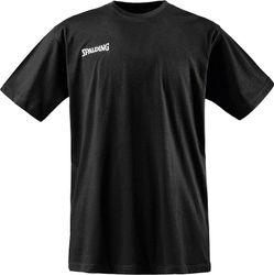 Spalding Promo T-Shirt Hommes - Black