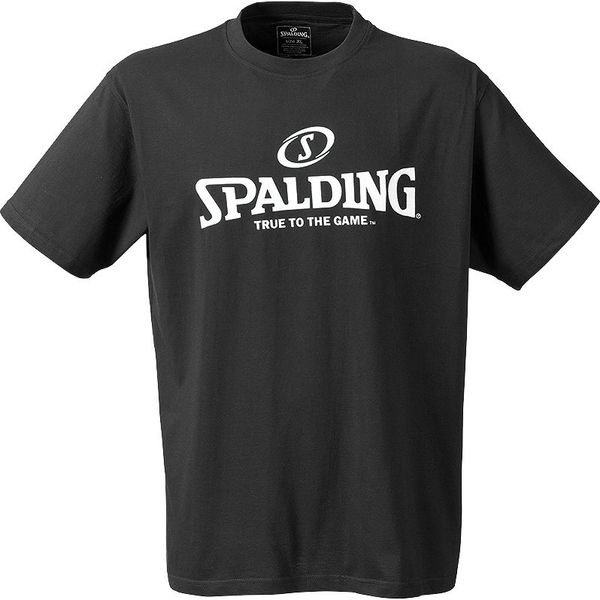 Spalding Logo T-Shirt Kinderen - Zwart
