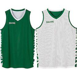 Spalding Essential 2.0 Reversible Shirt - Groen / Wit