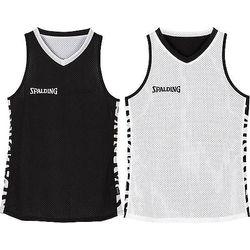 Spalding Essential 4Her Reversible Shirt Dames - Zwart / Wit