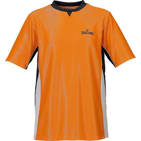 Spalding Pro Scheidsrechtersshirt Heren - Oranje / Zwart