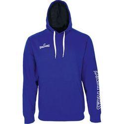 Spalding Team II Sweater Met Kap Heren - Royal