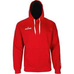 Spalding Team II Sweater Met Kap Heren - Rood