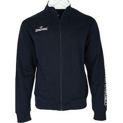 Spalding Team II Zipper Jacket Heren - Marine