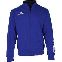 Spalding Team II Zipper Jacket Heren - Royal