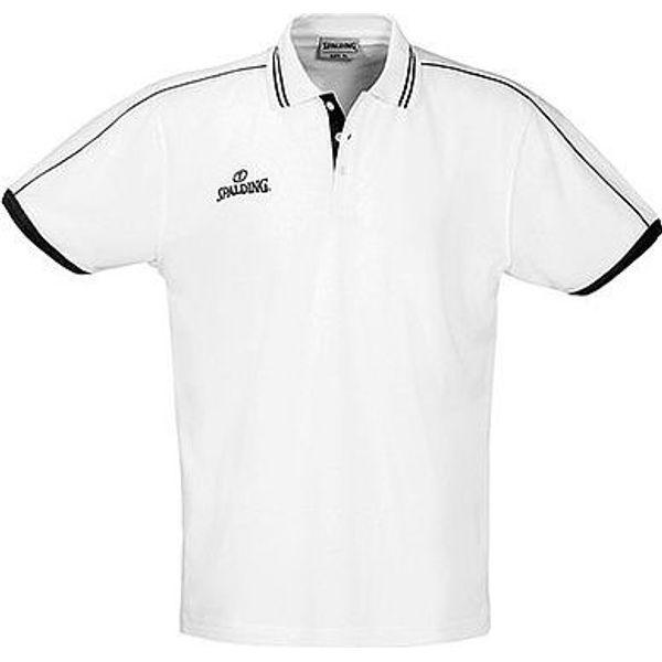 Spalding Polo Heren - White