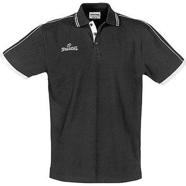 Spalding Polo Hommes - Black
