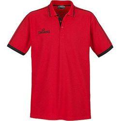 Spalding Polo Heren - Rood / Zwart