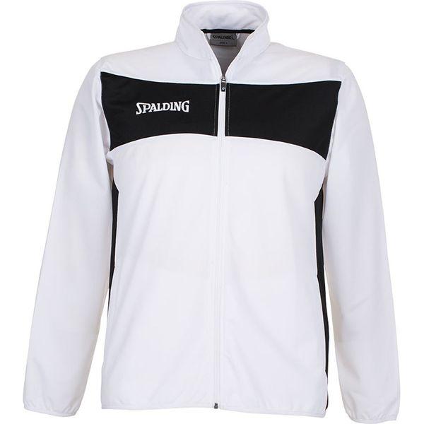 Spalding Evolution II Classic Jacket Heren - Wit / Zwart
