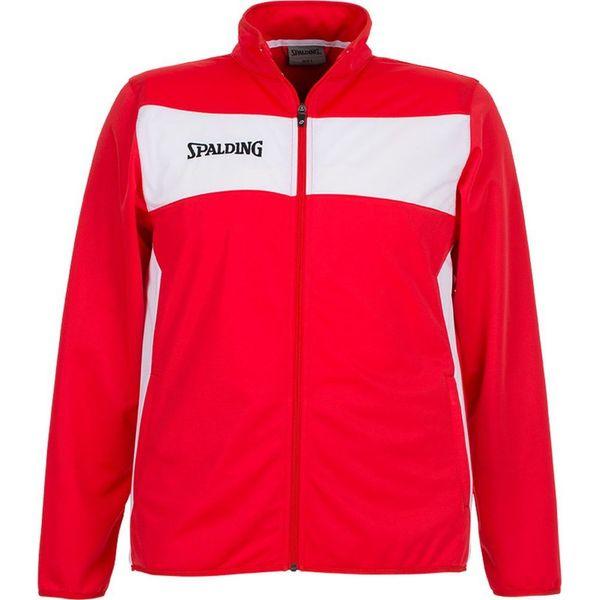 Spalding Evolution II Classic Jacket Enfants - Rouge / Blanc
