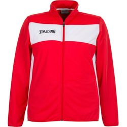 Spalding Evolution II Classic Jacket Kinderen - Rood / Wit