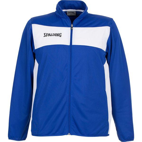 Spalding Evolution II Classic Jacket Hommes - Royal / Blanc