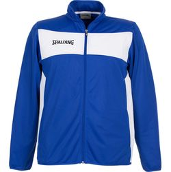 Spalding Evolution II Classic Jacket Heren - Royal / Wit