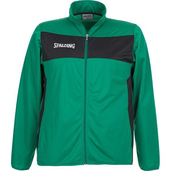 Spalding Evolution II Classic Jacket Kinderen - Groen / Zwart