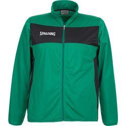 Spalding Evolution II Classic Jacket Enfants - Vert / Noir