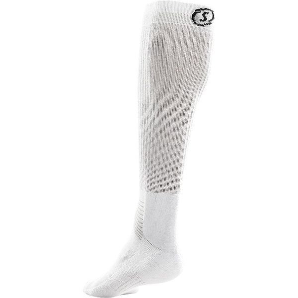 Spalding Chaussettes Longues - 2-Pack - White