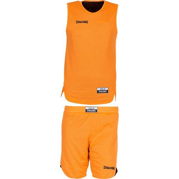 Spalding Double Face Reversible Basketbalset Heren - Oranje / Zwart