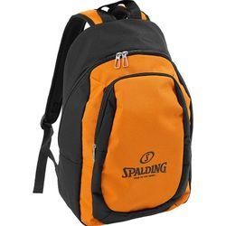 Spalding Essential Sac À Dos Basketball - Orange / Noir