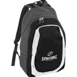 Spalding Essential Sac À Dos Basketball - Anthracite / Noir