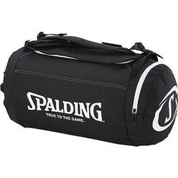 Spalding Duffle Bag - Zwart / Wit
