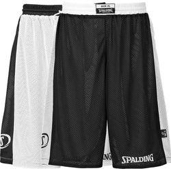 Spalding Essential Reversible Short Kinderen - Wit / Zwart