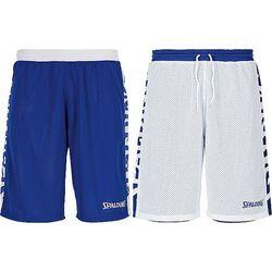 Spalding Essential 2.0 Short Réversible Hommes - Royal / Blanc