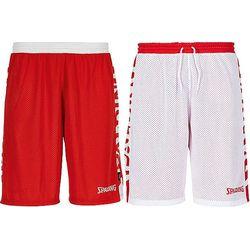 Spalding Essential 2.0 Reversible Short Heren - Rood / Wit