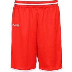 Spalding Move Basketbalshort Heren - Rood / Wit
