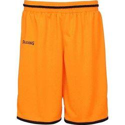 Spalding Move Basketbalshort Heren - Oranje / Zwart