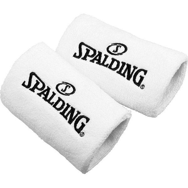 Spalding Zweetbanden - White