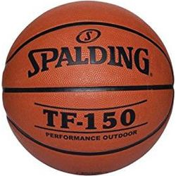 Spalding Tf 150 (Size 6) Basketball - Orange