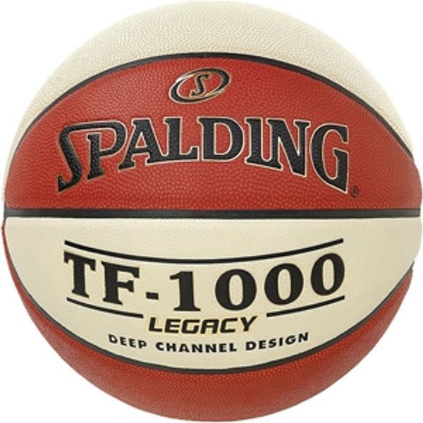Spalding Tf 1000 Legacy Basketbal Dames - Orange / White