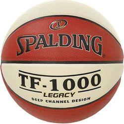 Spalding Tf 1000 Legacy Basketball Femmes - Orange / White