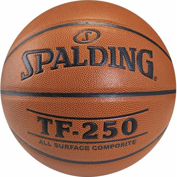 Spalding Tf 250 Indoor / Outdoor Basketbal Dames - Oranje